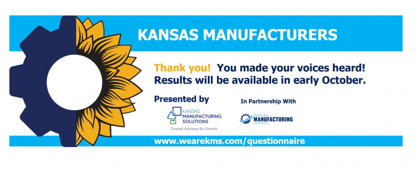 KS Manufacturers, thank you for making your voices heard!