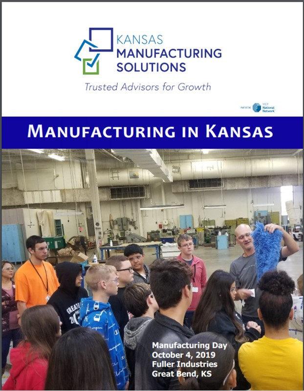 Manufacturing in Kansas Report v2020