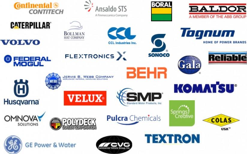 Sample of Companies Involved in MEP SCO